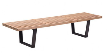 Heywood Triple Bench