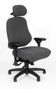 High Back Executive Stretch by BodyBilt ™