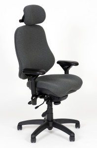 High Back Executive with Knee Tilt by BodyBilt ™