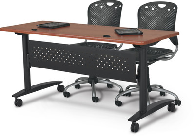 Circulation Task with Chi Flipper Desk