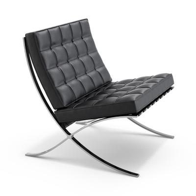 Mies Van Der Rohe Chair Barcelona Lounge Chair
