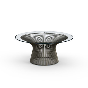 "KnollStudio Platner Bronze 36"" Coffee Table"