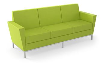 Venus Regular Profile Sofa in Expo Sprout
