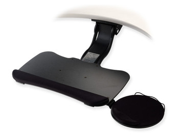 Cobra™ Articulating Arm and SlimForm™ 19 Keyboard Tray