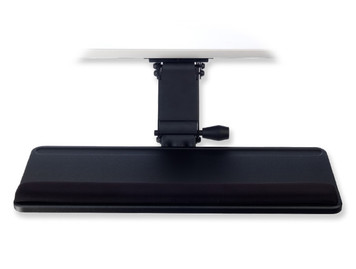 Rise Extended Articulating Arm and Simple Extended Keyboard Tray