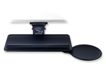 Standard Articulating Arm and Simple Keyboard Tray