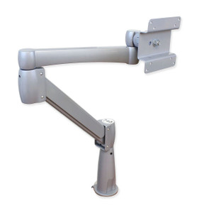 Stretch Single Extended Monitor Arm