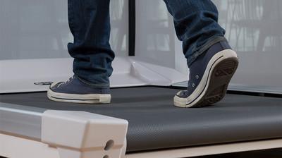 UnSit Walk-1 Treadmill detail