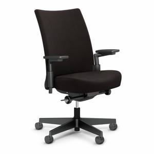 Knoll Remix Work Chair in Onyx 13