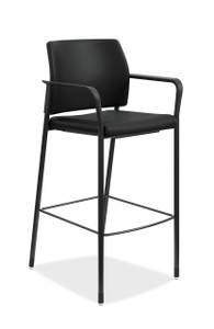 Accommodate Cafe Stool with optional arms