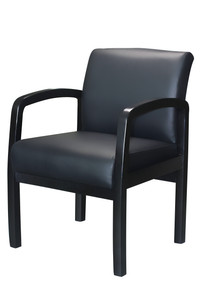 Eco-Leather Guest Reception Chair