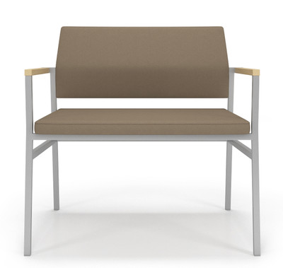 Avon Fully Upholstered Bariatric Guest/Reception Chair