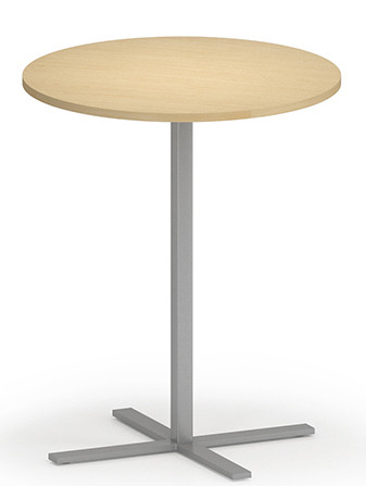 """Avon Round Cafe Table 42"""" Tall"""