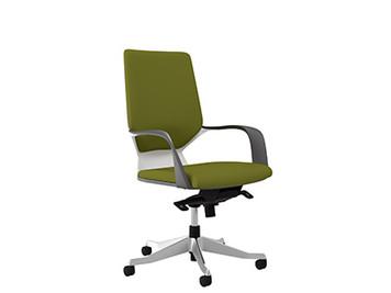 Compel Amari Knee-tilt Conference, green Flexi fabric