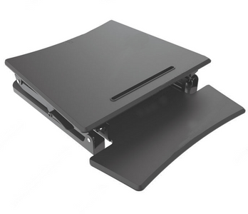 Topper 3 Sit-Stand Workstation
