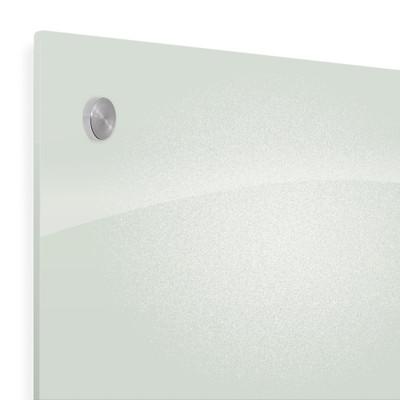 Enlighten Non-Magnetic Glass Dry Erase Whiteboard detail
