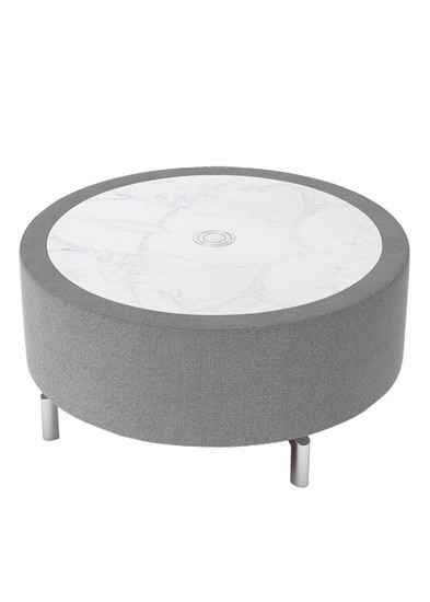 Round Table, taupe