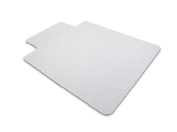 ClearTex Advantagemat Hard Floor Chairmat with lip
