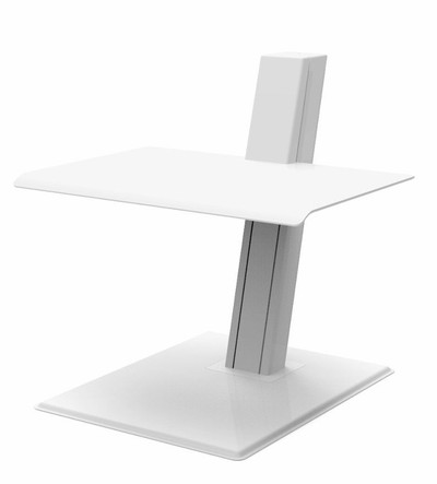 QuickStand Eco Laptop Sit Stand, white