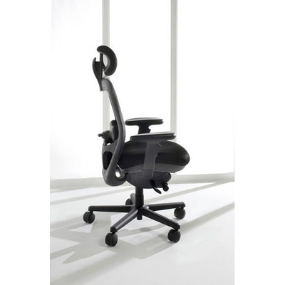Nightingale CXO Heavy Duty Intensive High Back Task Chair Side view