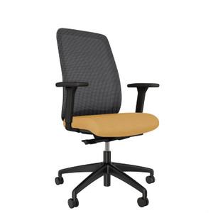Grade A Open House Golden Rod Seat w/ Optional 3D Arms