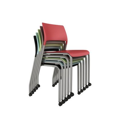 Pierce Multi-purpose Side Chair Quickship, stacked