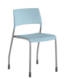 Pierce Multi-purpose Side Chair Quickship in Surf