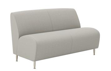 Reno Armless 2 Seat Sofa