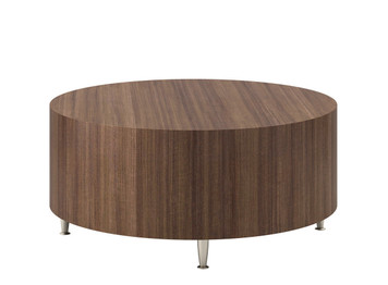 Reno Round Coffee Table, laminate