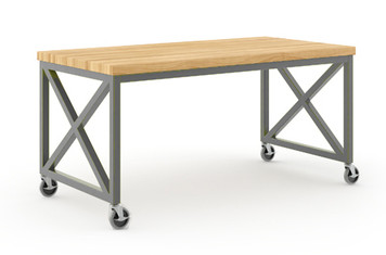 "Kimball fiXt Meeting Height Table, 30"" x 60"""
