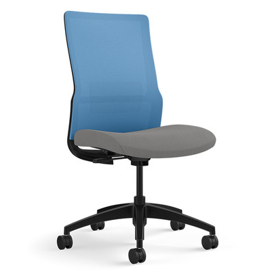 SitOnIt Novo Task Chair with Ocean Mesh, no arms