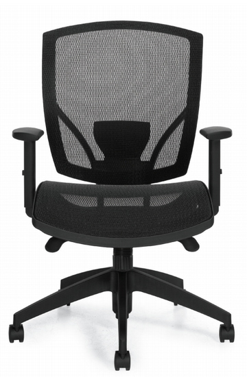 OTG 2821 Mesh Seat with Back Synchro-Tilt