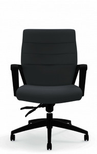 petite office chairs adjustable seating officechairsusa Active Ball Seating luray medium back conference