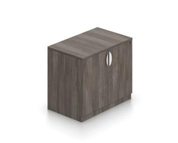 OTG Superior Laminate Storage Cabinet in Artisan Grey
