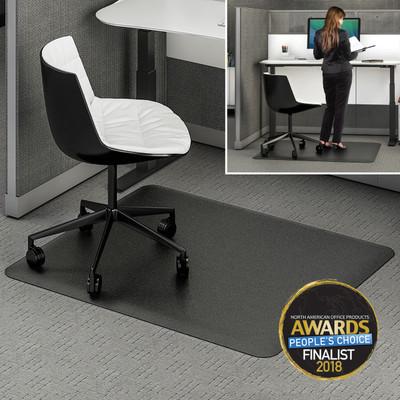 Deflecto Ergonomic Sit Stand Mat Officechairsusa