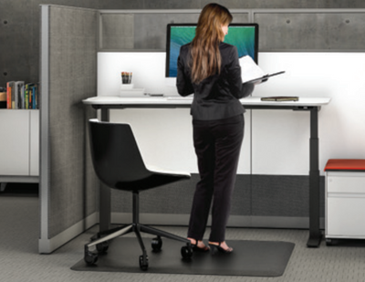 Deflecto Ergonomic Sit-Stand Mat