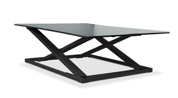 X-FlexTop, black top black frame