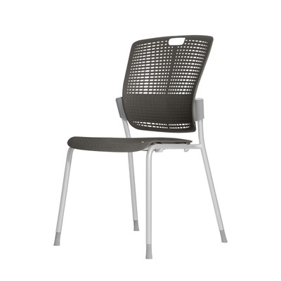 Humanscale Cinto Ergonomic Stack Chair in Gray (15)