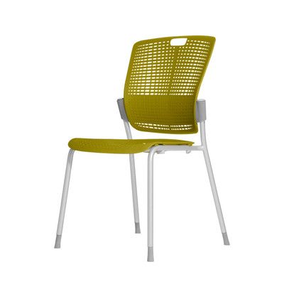 Humanscale Cinto Ergonomic Stack Chair in Green (41)