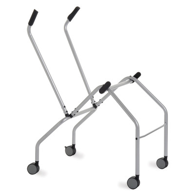 Easy grip transport handles