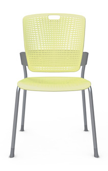 Humanscale Cinto Sled Base Ergonomic Stack Chair