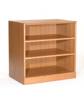 Hale 500 LTD Series Deep Storage Bookcase, 2 adjusting shelves