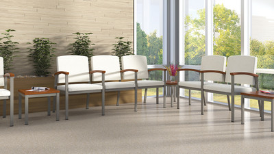 Legend Guest Chair 2 and 3 seaters - call us for orders