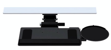 Humanscale 6G System with 900 Board and Clip Mouse