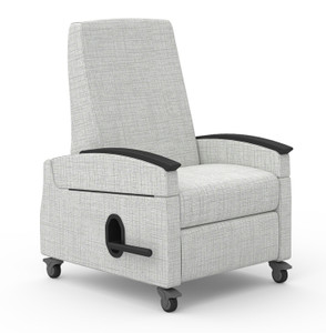 La-Z-Boy EV Healthcare Recliner with Patient Transfer Arms