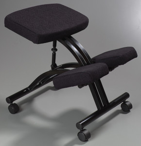 Jobri Adjustable Height Kneeling Chair