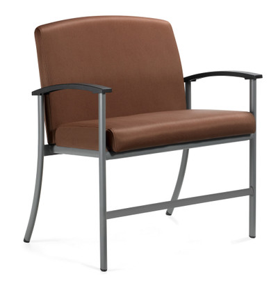GlobalCare Strand Bariatric Hip chair with Tungsten frame finish