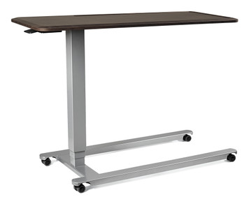 Victory Overbed Healthcare Table with  U-base