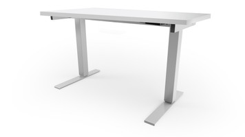 Espree Weight Adjustable Sit-Stand Table with laminate top