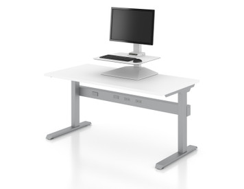 AMQ Activ DT Riser Height Adjustable Desktop *Please note that images picture desks or tables not included